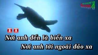 getlinkyoutube.com-Nơi Đảo Xa karaoke