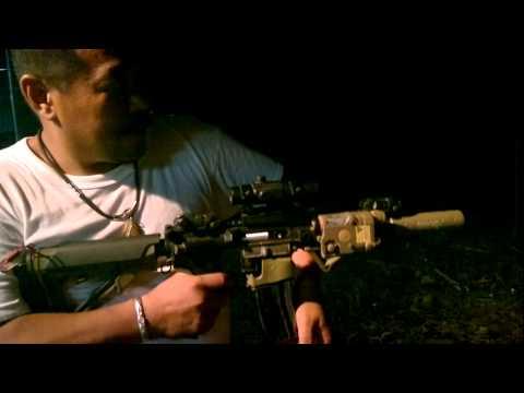 เจ๊หนวดปืนควายลากกันแบบยาวๆ