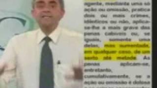 Concurso de Crimes - Luiz Flavio Gomes - Parte 4