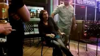 Guy Hypnotizes A Girl To Have An Orgasm!