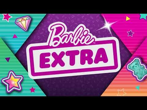 Barbie Extra Deluxe Vanity Playset
