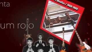 Beatlejuice - álbum rojo (1962-1966) Promoción 5-12-14