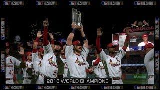 MLB: The Show 18 - St. Louis Cardinals World Series Celebration