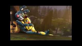 getlinkyoutube.com-Toy Bonnie x Toy Chica (Vivo por ti )