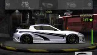 getlinkyoutube.com-Mazda RX 8 tuning