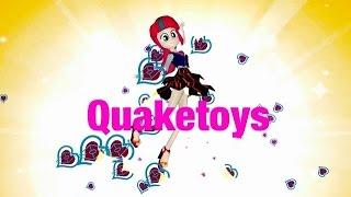 getlinkyoutube.com-New Update Equestria Girls My Little Pony App Friendship Games Zapcode Scan School Spirit Sour Sweet