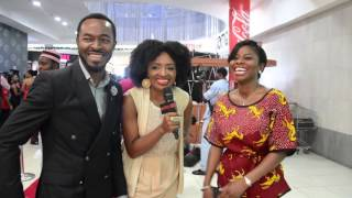 OC Ukeje's Wife Speaks On Who Her Husband Is Allowed To Act With   Pulse TV