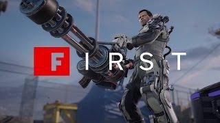 getlinkyoutube.com-Dead Rising 4's Crazy Weird Arsenal of Weapons - IGN First