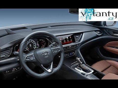 Як розібрати кермо/подушки безпеки Opel Insignia OPC 2017. - VOLANTY.CZ