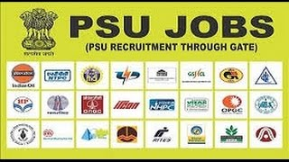 GATE cut off ||  PSU's || PSU Jobs through GATE ||GATE 2017