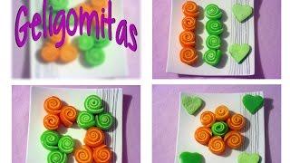 getlinkyoutube.com-Gelatinas con Bombón = Geligomitas