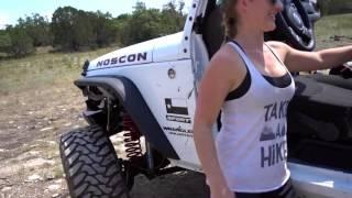 getlinkyoutube.com-OFFROADING! - 2015 Jeep Wrangler