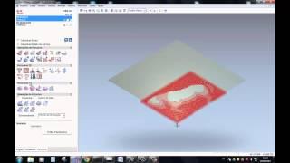 getlinkyoutube.com-Usinagem 3D Artcam