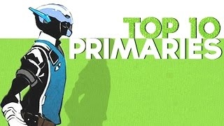 TOP 10 Most Overpowered Primary Weapons in Destiny History! by Daygoon