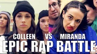 getlinkyoutube.com-How to Makeup BETTER: Miranda Sings vs. Colleen Evans