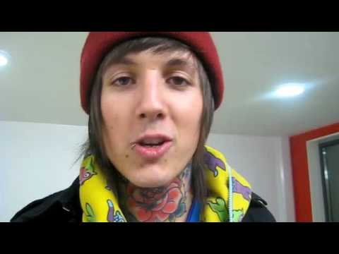 Fans in Manchester put their questions to Bring Me The Horizon's Oli Sykes.