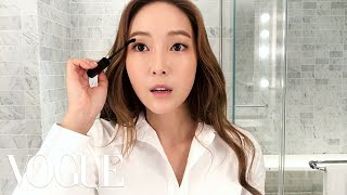 getlinkyoutube.com-16 Steps to Looking Like a K-Pop Star With Jessica Jung | Beauty Secrets | Vogue