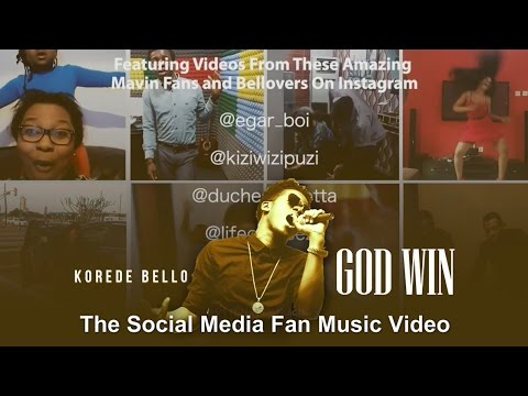 Korede Bello | Godwin Fan Music Video @koredebello