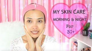 getlinkyoutube.com-Update My Skin Care Morning & Night For 30+ [ Thai ] ดูแลผิวหน้า เนียนใส รูขุมขนเล็กลง