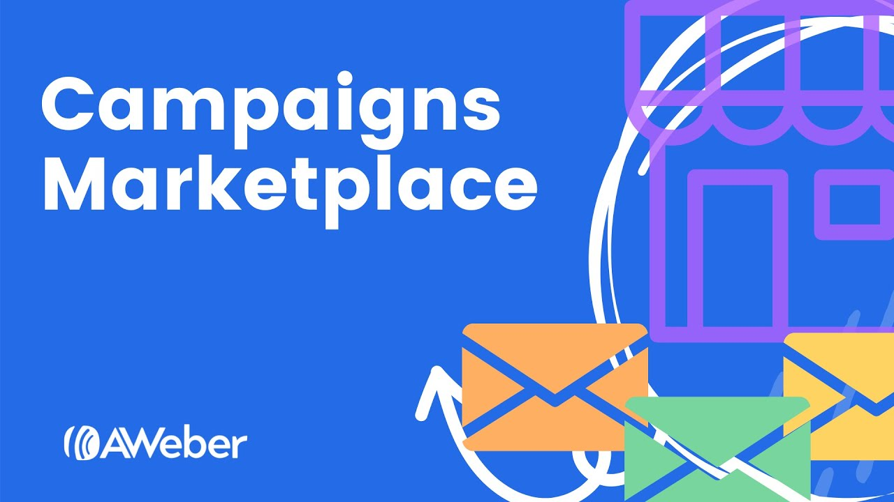 AWeber's Email Campaign Marketplace