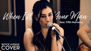 getlinkyoutube.com-When I Was Your Man - Bruno Mars (Boyce Avenue feat. Fifth Harmony cover) on Apple & Spotify