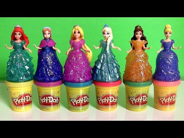 Magic Clip Dolls