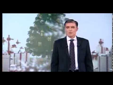 «Φέτος τα Χριστούγεννα γίνε και εσύ Αϊ -Βασίλης» Νίκος Ευαγγελάτος