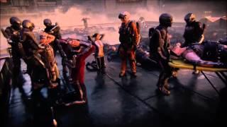 getlinkyoutube.com-Exo Zombies - Carrier Cutscene! - Advanced Warfare