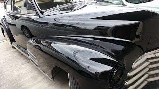 getlinkyoutube.com-古い車の全塗装作業風景