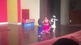 dance video ... stage dramma...