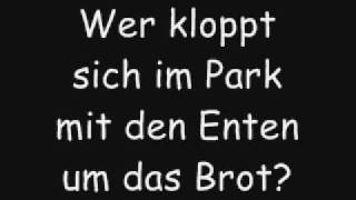 getlinkyoutube.com-Deine Mutter Song Lyrics
