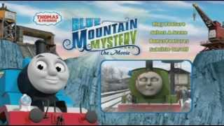 getlinkyoutube.com-Thomas The Tank - Blue Mountain Mystery - UK DVD MENU