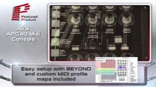 getlinkyoutube.com-AKAI APC40 - Pangolin Product Overview