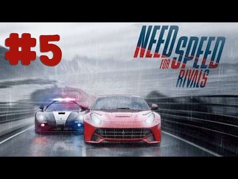 Need for Speed: Rivals - Walkthrough - Part 5 - Cop | Chapter 2 | Gloves Come Off (X360) [HD]