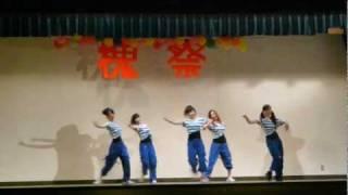 【KARA】 文化祭で踊ってみた Mr. jumping GOGO サマー!! ...etc