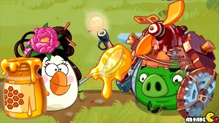 getlinkyoutube.com-Angry Birds Epic - NEW Event Raiding Party! ( Hardest Level)