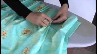 getlinkyoutube.com-HOW TO MAKE PINCH PLEAT CURTAINS - Part 2 - YouTube