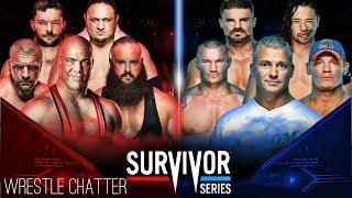 WWE Survivor Series 2017 Winners Leaked ! | Men's & Women's Team Raw Vs Team SmackDown Live 2017
