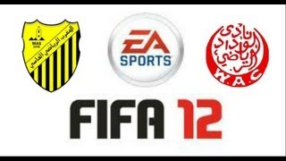 getlinkyoutube.com-FIFA 2012 / PS3 : Botola Maroc / WAC VS MAS