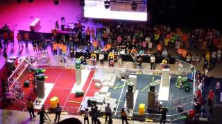 getlinkyoutube.com-FRC 2015 World Championship Einstein Semifinals 1-1