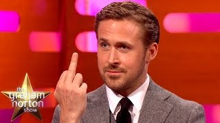 flushyoutube.com-Ryan Gosling Doesn't Want to Watch His Dancing Videos - The Graham Norton Show