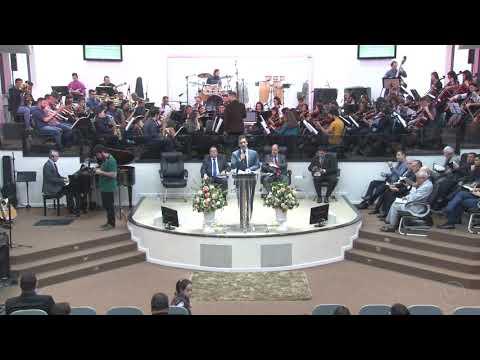 Orquestra Sinfônica Celebração - Harpa Cristã   Nº 239   Imploramos o Consolador - 12 05 2019