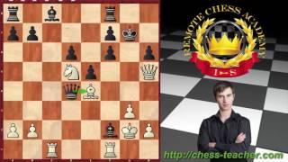 getlinkyoutube.com-Magnus Carlsen's Immortal Chess Game