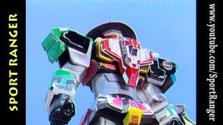 getlinkyoutube.com-Sport Ranger 10 ขบวนการ สปอร์ตเรนเจอร์