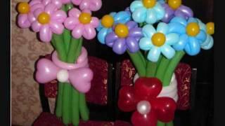 getlinkyoutube.com-оформление воздушными и гелиевыми шарами одесса