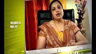 getlinkyoutube.com-Balance of Wat  Pit  Kaf- Dr. Vibha Sharma- Ayurvedic Expert- Health quotes on Pragya TV