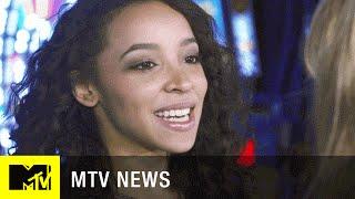 Tinashe prouve à ses fans qu'elle est une vrai joueuse de jeux vidéos d'arcade