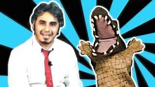 التمساح الحلقة ٨: المقابلة البدر صالحية | Temsa7LY 1