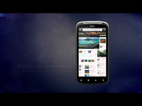 HTC Sensation Video Preview
