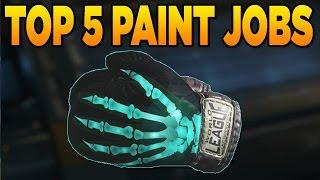 getlinkyoutube.com-Top 5 Paint Jobs in Black Ops 3 (EP. 16 New Weapon Camos)